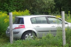 Renault Megane Hečbeks 2007