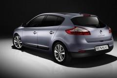 Renault Megane hečbeka foto attēls 9