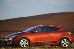 Renault Megane kupejas foto attēls 11