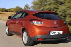 Renault Megane kupejas foto attēls 9