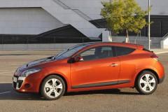 Renault Megane kupejas foto attēls 8