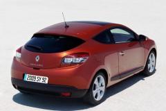 Renault Megane kupejas foto attēls 2