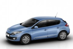 Renault Megane hatchback photo image 10