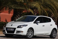 Renault Megane hatchback photo image 8