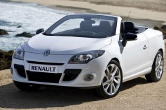 Renault Megane kabrioleta foto attēls 8