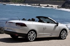 Renault Megane kabrioleta foto attēls 7