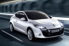 Renault Megane kupejas foto attēls 1