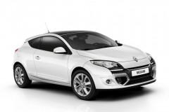 Renault Megane kupejas foto attēls 10