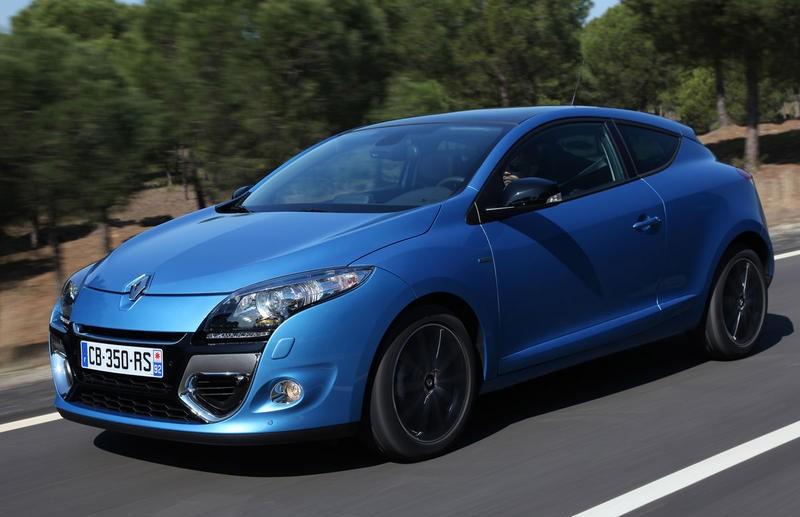 Renault Megane 2012 foto attēls