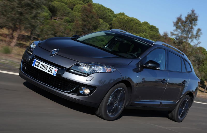 Renault Megane 2012 photo image