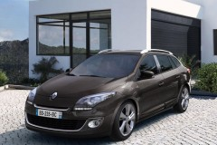 Renault Megane estate car photo image 6