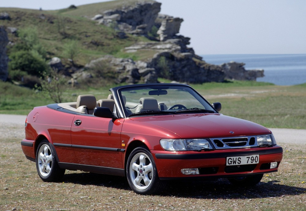 saab 9 3 cabrio 1998 2003 reviews technical data prices. Black Bedroom Furniture Sets. Home Design Ideas