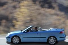 SAAB 9-3 kabrioleta foto attēls 12