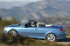SAAB 9-3 kabrioleta foto attēls 11