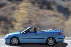 SAAB 9-3 kabrioleta foto attēls 10