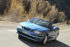 SAAB 9-3 kabrioleta foto attēls 2