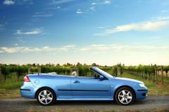 SAAB 9-3 kabrioleta foto attēls 7