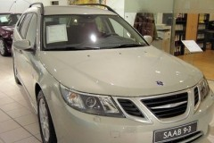 SAAB 9-3 estate car photo image 7