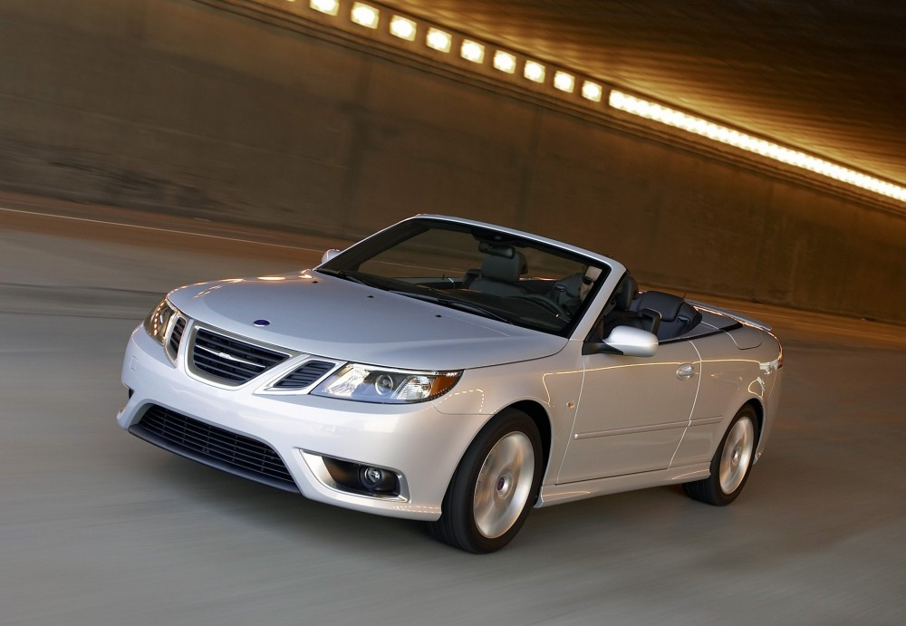 SAAB 9-3 Cabrio 2010 - 2011 reviews, technical data, prices