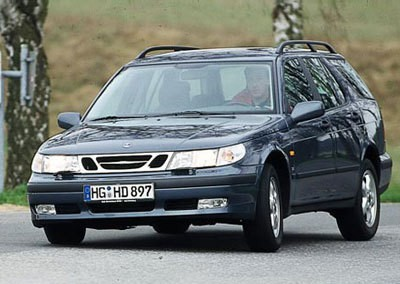 saab 95 estate 2001