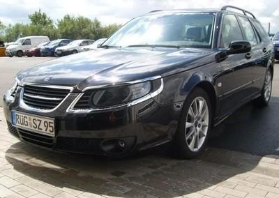 SAAB 9-5 Estate car / wagon 2005 - 2010 reviews, technical data, prices