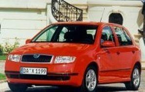 Skoda Fabia 2004 foto attēls