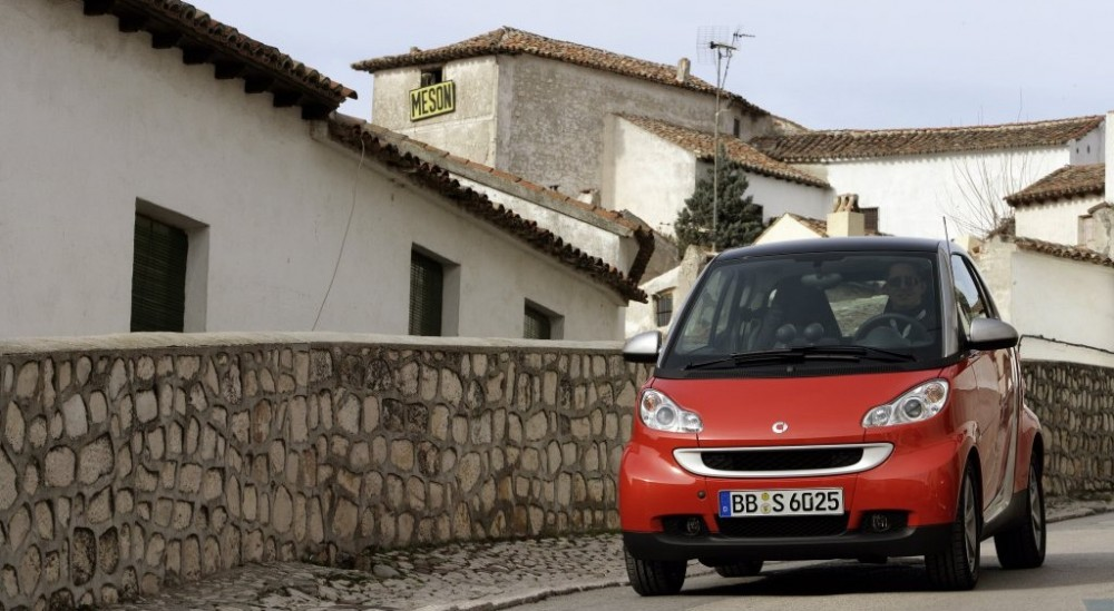 Smart Fortwo 2007 Photo Image
