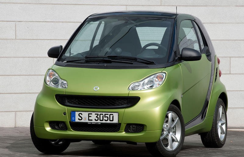 Smart Fortwo 2010 Photo Image