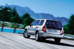 Subaru Forester photo image 1