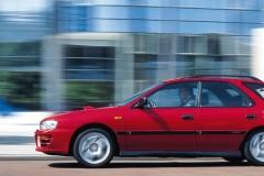 Subaru Impreza universāla foto attēls 5