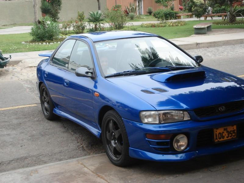 Subaru Impreza 1997 foto attēls