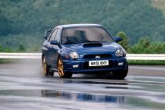 Subaru Impreza sedana foto attēls 8