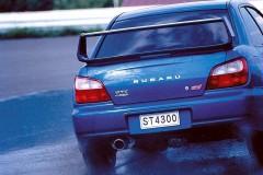 Subaru Impreza sedana foto attēls 7