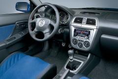 Subaru Impreza sedana foto attēls 4