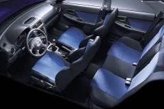 Subaru Impreza sedana foto attēls 3
