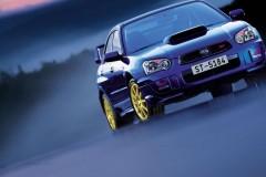 Subaru Impreza sedana foto attēls 2