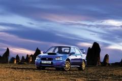Subaru Impreza sedana foto attēls 1