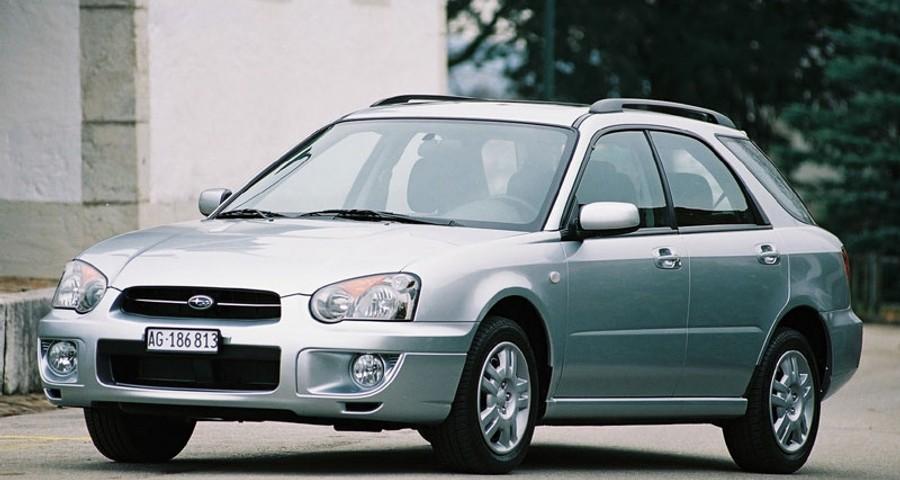 Subaru Impreza 2003 foto attēls