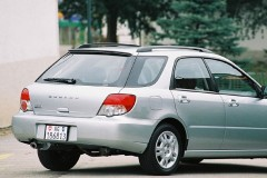 Subaru Impreza universāla foto attēls 2