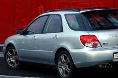 Subaru Impreza universāla foto attēls 4