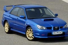 Subaru Impreza sedana foto attēls 5