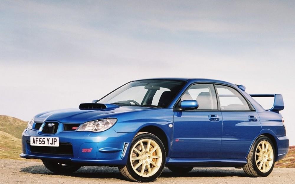 Subaru Impreza 2005 foto attēls