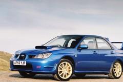 Subaru Impreza sedana foto attēls 6