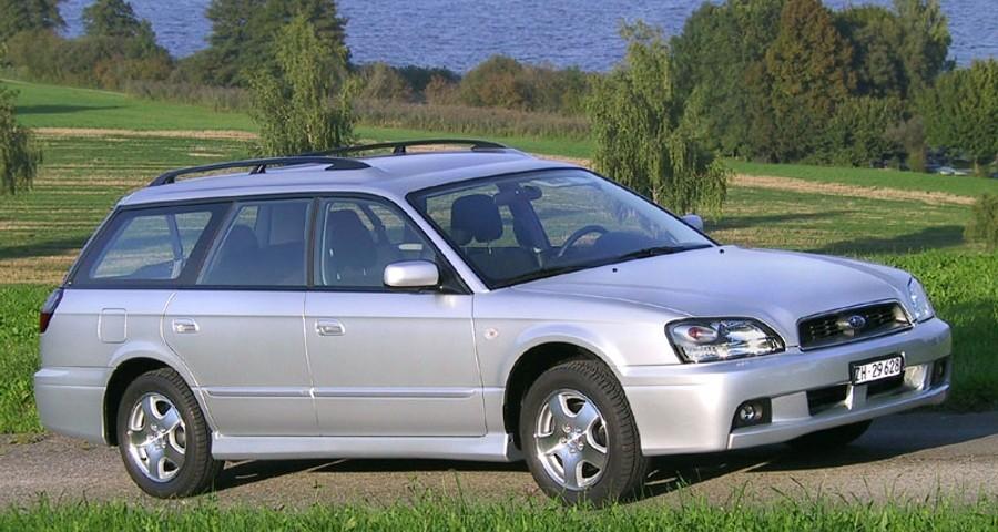 subaru legacy estate car wagon 2002 2003 reviews. Black Bedroom Furniture Sets. Home Design Ideas