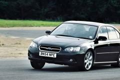 Subaru Legacy sedan photo image 3