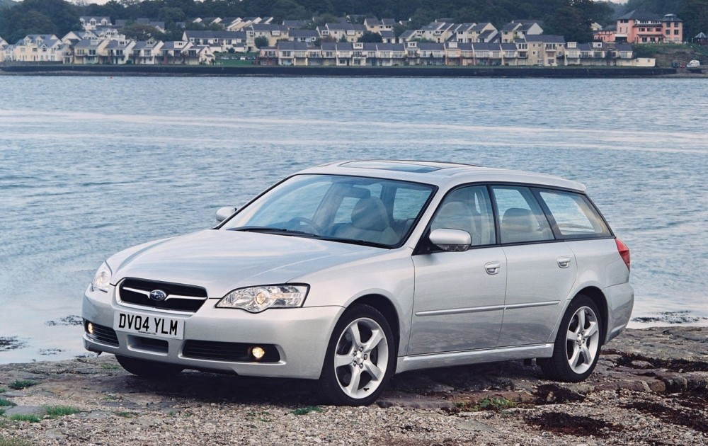 Subaru Legacy 2003 photo image