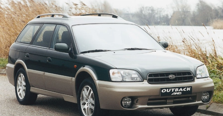 Subaru Outback 1998 photo image