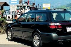 Subaru Outback estate car photo image 1