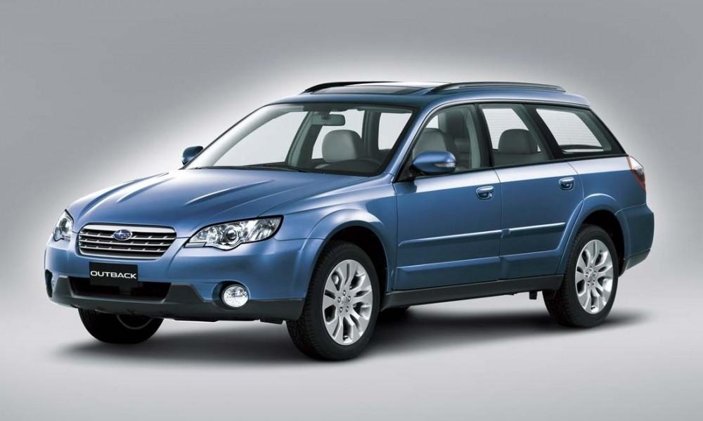 Subaru Outback 2003 photo image