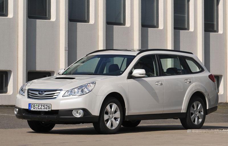 Subaru Outback 2009 photo image